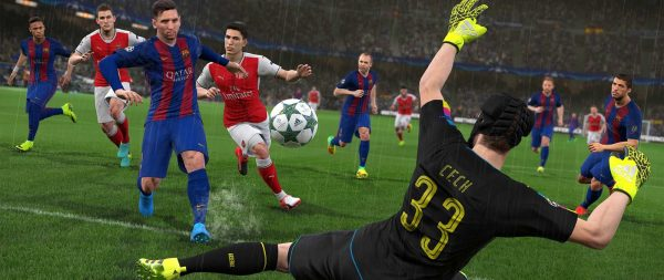 eFootball PES PS4