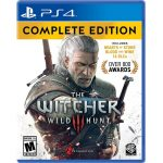 The Witcher 3: Wild Hunt – Complete Edition PS4