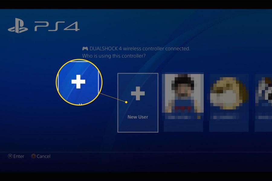 آموزش ساخت اکانت PSN در PS4