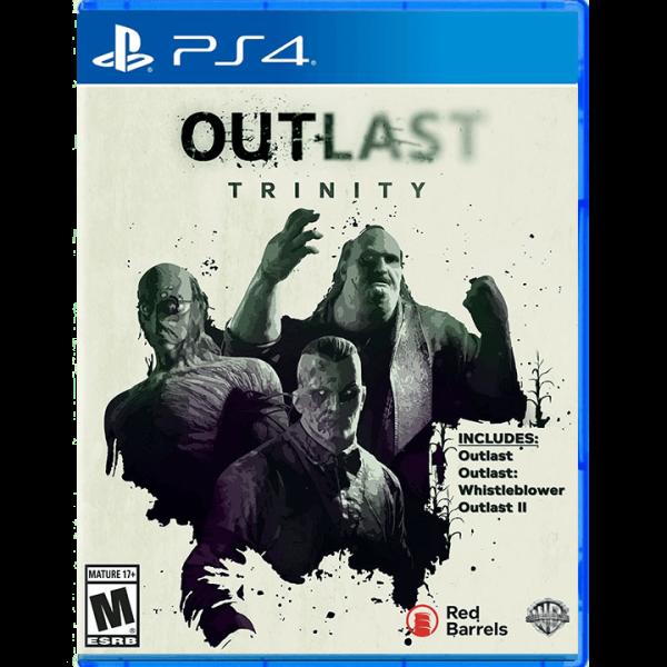 Outlast: Trinity PS4