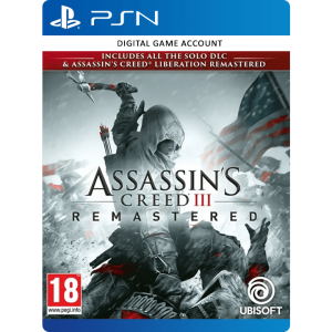 Assassin's Creed 3 Remastered PSN Account