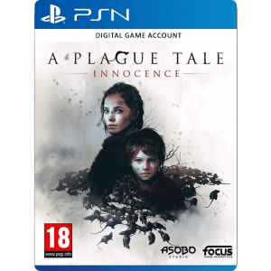 A Plague Tale: Innocence PS4 Account