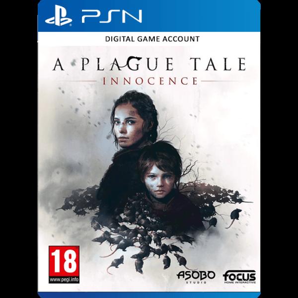 A Plague Tale: Innocence PS4 Account