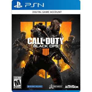 Call of Duty: Black Ops IIII PS4 Account
