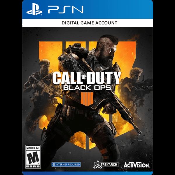 Call of Duty: Black Ops IIII PS4 Account