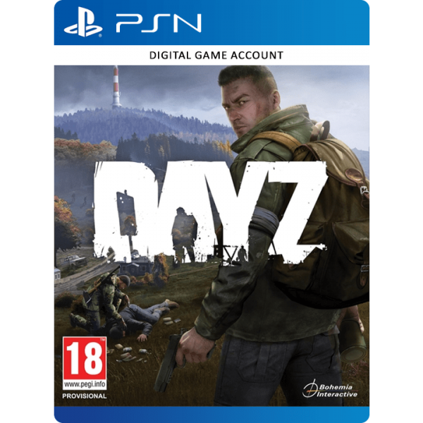 DayZ PS4 Account