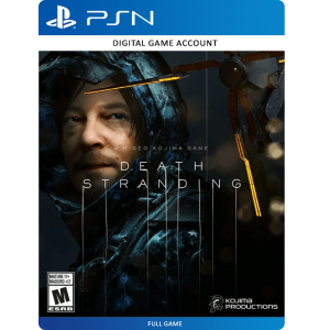 Death Stranding PS4 Account