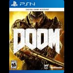 Doom PS4 Account
