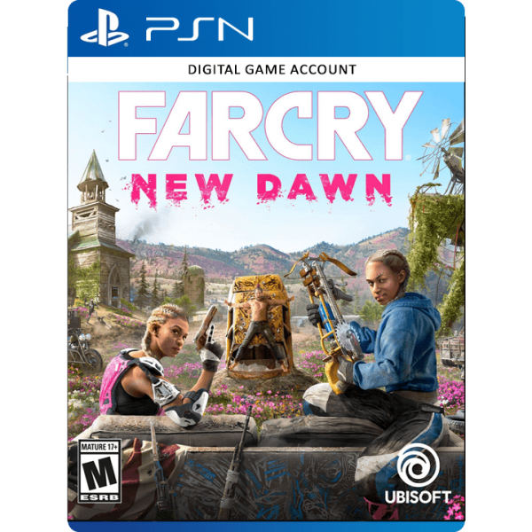 Far Cry New Dawn PS4 Account