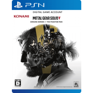 Metal Gear Solid V: The Definitive Experience PS4 Account