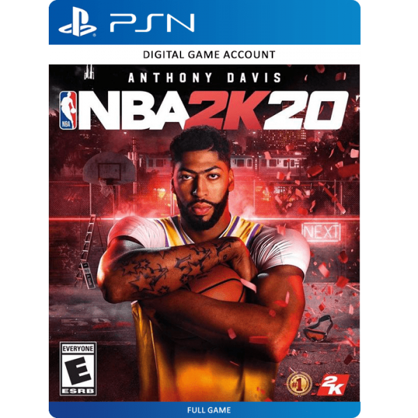 NBA 2K20 PS4 Account