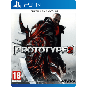 Prototype 2 PSN Account