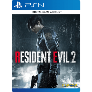 Resident Evil 2 PS4 Account