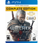 The Witcher 3: Wild Hunt – Complete Edition PS4 Account