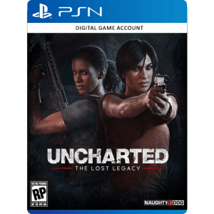 Uncharted: The Lost Legacy PS4 Account