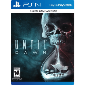 Until Dawn PS4 Account
