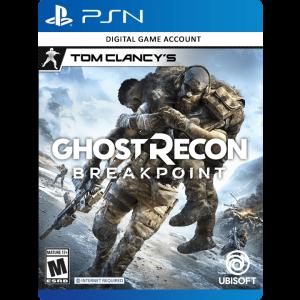 خرید اکانت Ghost Recon: Breakpoint PS4