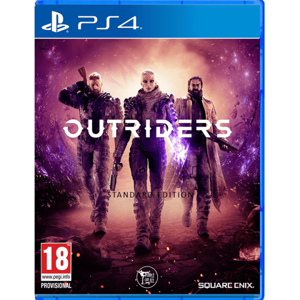 خرید بازی Outriders PS4