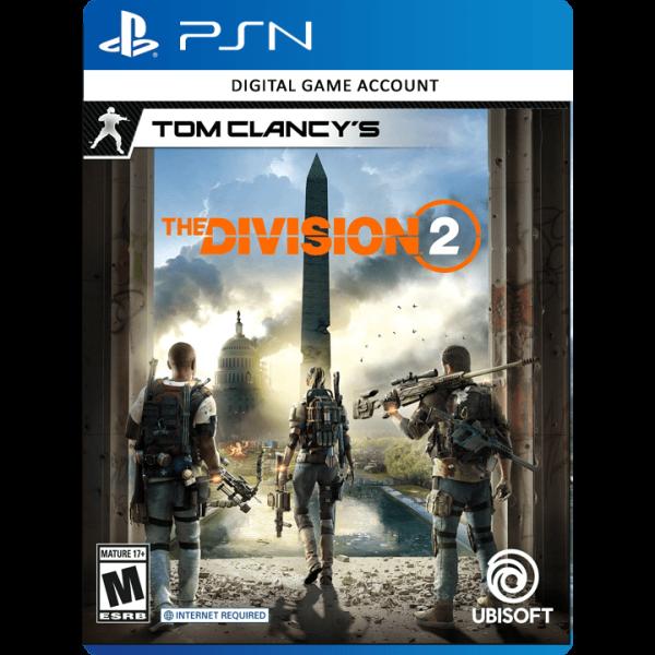خرید اکانت The Division 2 PS4