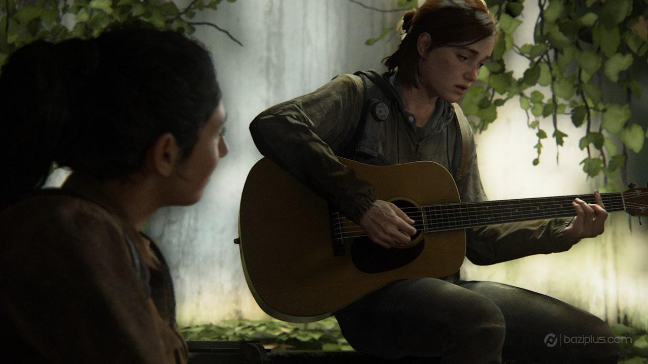 فروشگاه موسیقی در The Last OF Us Part 2