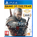 The Witcher 3: Wild Hunt – Game of the Year Edition PS4