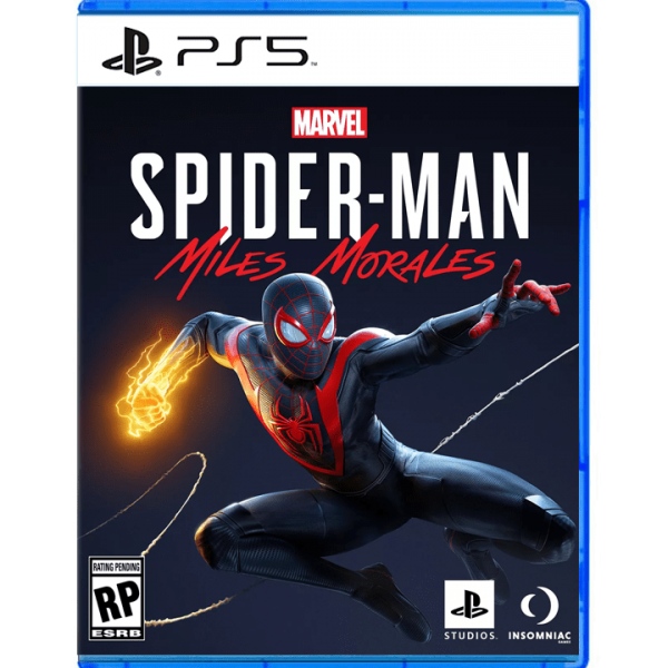Marvel's Spider-Man: Miles Morales PS5