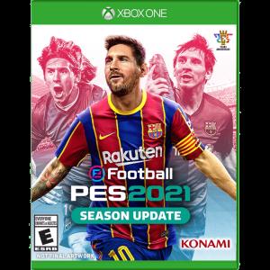 eFootball PES 2021 Xbox One