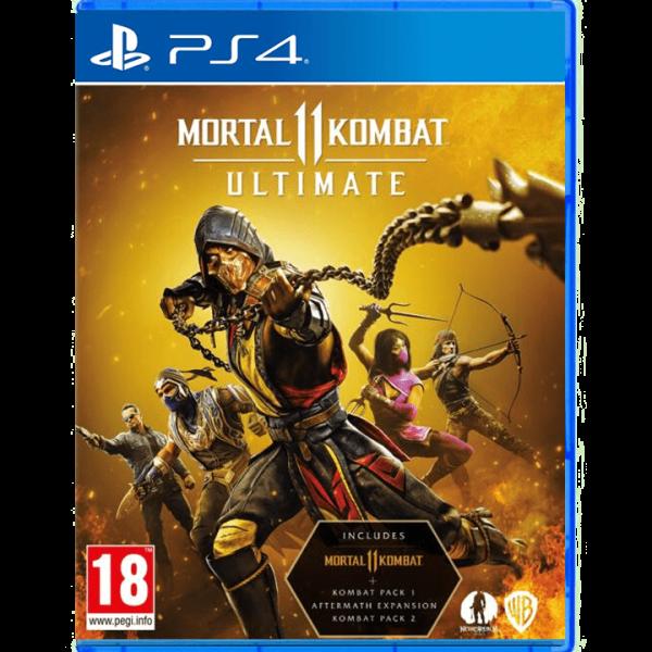 Mortal Kombat 11 Ultimate Edition PS4