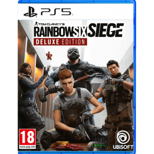 Tom Clancy's Rainbow Six Siege – Deluxe Edition PS5