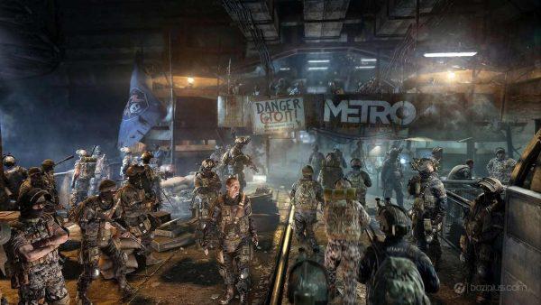 Metro: Redux