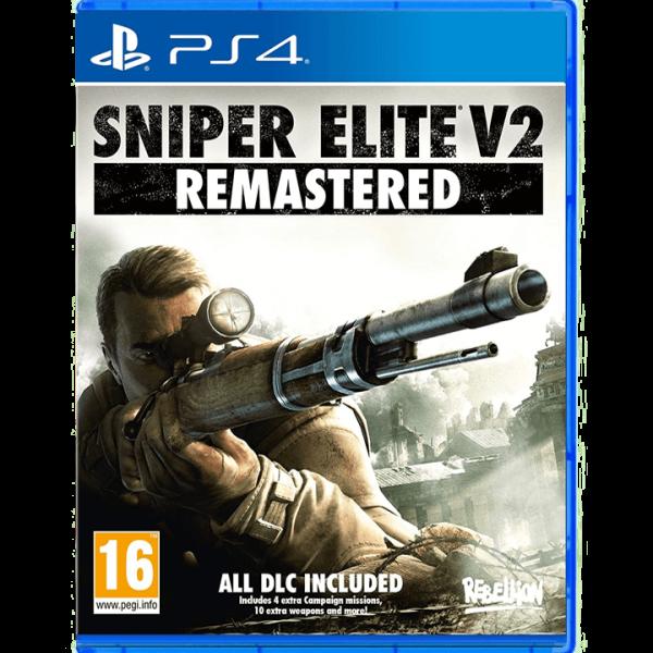 Sniper Elite V2 Remastered PS4