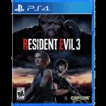 Resident Evil 3 Remake PS4
