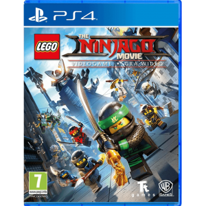 Lego Ninjago Movie Video Game PS4