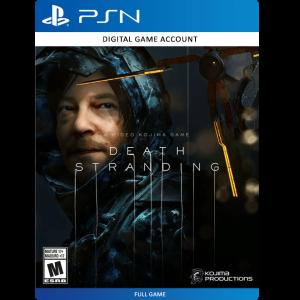 Death Stranding PS4 Account