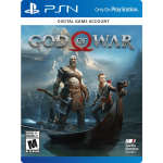 God Of War 4 PS4 Account