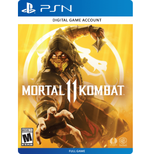 Mortal Kombat 11 PS4 Account