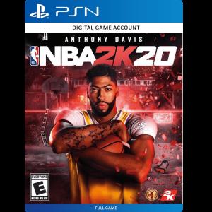 NBA 2K20 PS4 Account