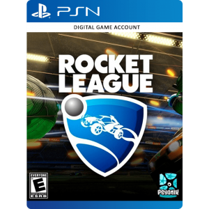 Rocket League PS4 Account