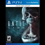 Until Dawn PS4 Account